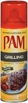 Pam Cooking Spray For The Grill  5 OZ CAN  5 OZ CAN