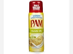 Pam Cooking Spray Olive Oil Fat Free  5 OZ CAN  5 OZ CAN