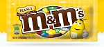 Peanut M&M's  1 BAG