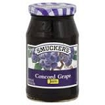 Smucker's Jam Concord Grape  18 OZ JAR
