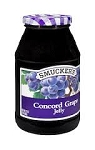 Smucker's Jelly Concord Grape  32 OZ JAR