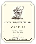 Stags' Leap Wine Cellars - Cabernet  Savignon (Cask 23) Nappa Valley -750 ML