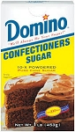 Confectioner's sugar (