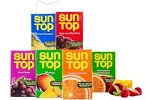 Sun Top Assorted- 9 ct  6.75 OZ BOX