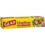 Glad Cling Wrap  300 SQ FT