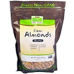 Almonds- Raw- Unsalted  10 oz