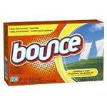 Bounce Fabric Soft Sheet Outdoor Fresh  80 CT BOX