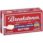 Breakstones Unsalted butter  8 oz