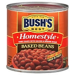 Bushs Best Baked Beans Homestyle  16 OZ CAN