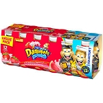 Danimals Creamy Strawberry2.5 oz ea - 12 ct value pack  24 oz  24 oz