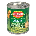 Del Monte Fresh Cut Green Beans Cut  14 .5 oz