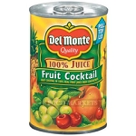 Del Monte Fruit Cocktail In Heavy Syrup  8.5 OZ CAN
