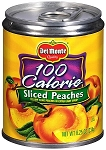 Del Monte Lite Sliced Cling Peaches  8.25 OZ CAN