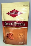 Diamond Glazed Walnuts Pecan Pie  8 OZ BAG