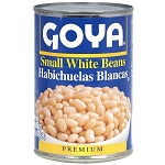 Goya Small White Beans  15.5 oz