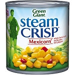 Green Giant Mexicorn With Red & Green Pepper  11 oz