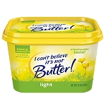 I Can't Believe It's Not Butter Light  15 oz tub