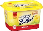 I Can't Believe It's Not Butter Regular  15 oz tub