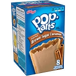 Kellogg's Pop-Tarts Frosted Brown Sugar Cinnamon 8 Count  14 OZ BOX