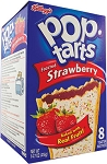 Kellogg's Pop-Tarts Frosted Strawberry  14.7 OZ BOX