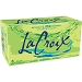 La Croix sparkling water- Lime pack of 12 cans