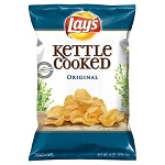 Lay's Potato Chips Kettle Original  6.5 oz bag