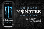 Monster Energy Drink Low Calorie  16 OZ CAN