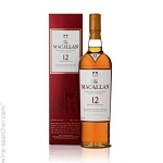 The Macallan 12 year  750 ML