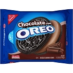 Nabisco Oreo Cookies Chocolate Creme  15 OZ PKG