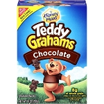 Nabisco Teddy Grahams Chocolate  10 OZ BOX