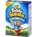 Nabisco Teddy Grahams Chocolatey Chip  10 OZ BOX