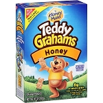 Nabisco Teddy Grahams Honey  10 OZ BOX