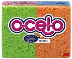 O-Cel-O Sponges Handy Size  4 CT PKG