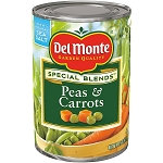 Del Monte Peas & Carrots  14.5 OZ CAN
