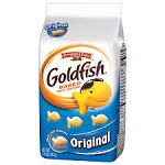 Pepperidge Farm Goldfish Crackers Original Colors  6.6 OZ BOX