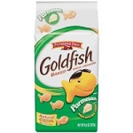 Pepperidge Farm Goldfish Crackers Parmesan  6.6 OZ BOX