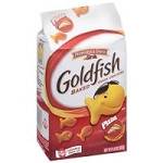 Pepperidge Farm Goldfish Crackers Pizza  6.6 OZ BOX