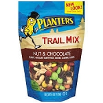 Planters Trail Mix Nuts & Chocolate  6 OZ BAG