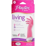Playtex Living Gloves Medium  1 PAIR PKG