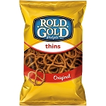 Rold Gold Pretzels Thins Classic  10 OZ BAG  10 OZ BAG