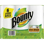 Store Brand Paper Towels White  6 CT PKG