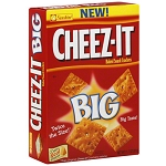 Sunshine Cheez-It Big Crackers  14 OZ BOX