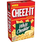 Sunshine Cheez-It Crackers White Cheddar  10 OZ BOX