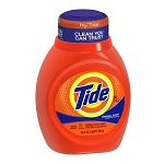 Tide Laundry Detergent Liquid -16use  25 oz