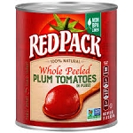 Tomato Plum Canned  20 oz