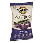 Tostitos Blue Corn Natural  9 0z