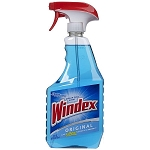 Windex Glass Cleaner No Drip Trigger (Pump)  26 OZ BTL