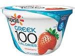 Yoplait Greek Yogurt Strawberry  5.3oz