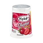 Yoplait Original Yogurt 99% Fat Free Strawberry  6 OZ CUP