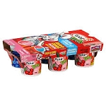 Yoplait Trix Yogurt Triple Cherry & Wild Berry 4 oz ea - 6 ct  24 OZ PKG